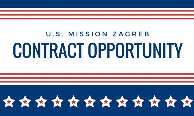 contract opportunity [State Dept.]