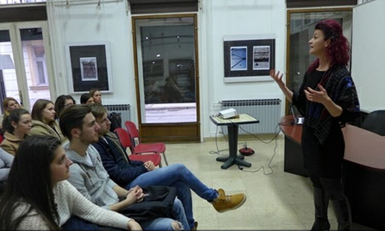 Elizabeta Planinić, Croatian Woman Entrepreneur of the Year 2015, in partnership with the U.S. Embassy Zagreb presented her recipe for success in business [State Dept.]