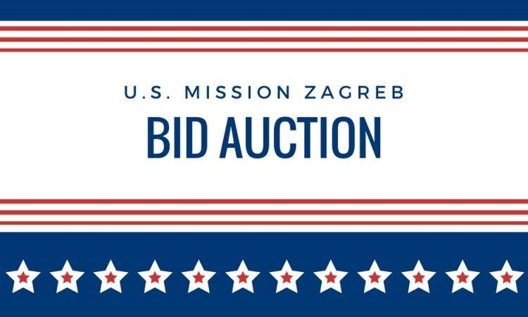Bid Auction {State Dept.)