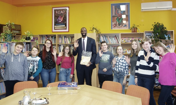 Black History Month Celebrated in Rovišće (State Dept.)