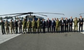 U.S. Donates 2 New Blackhawk Helicopters (State Dept.)