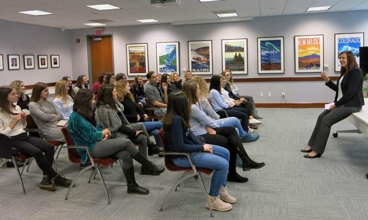 Students from Zagorje Experience the Embassy (State Dept.)